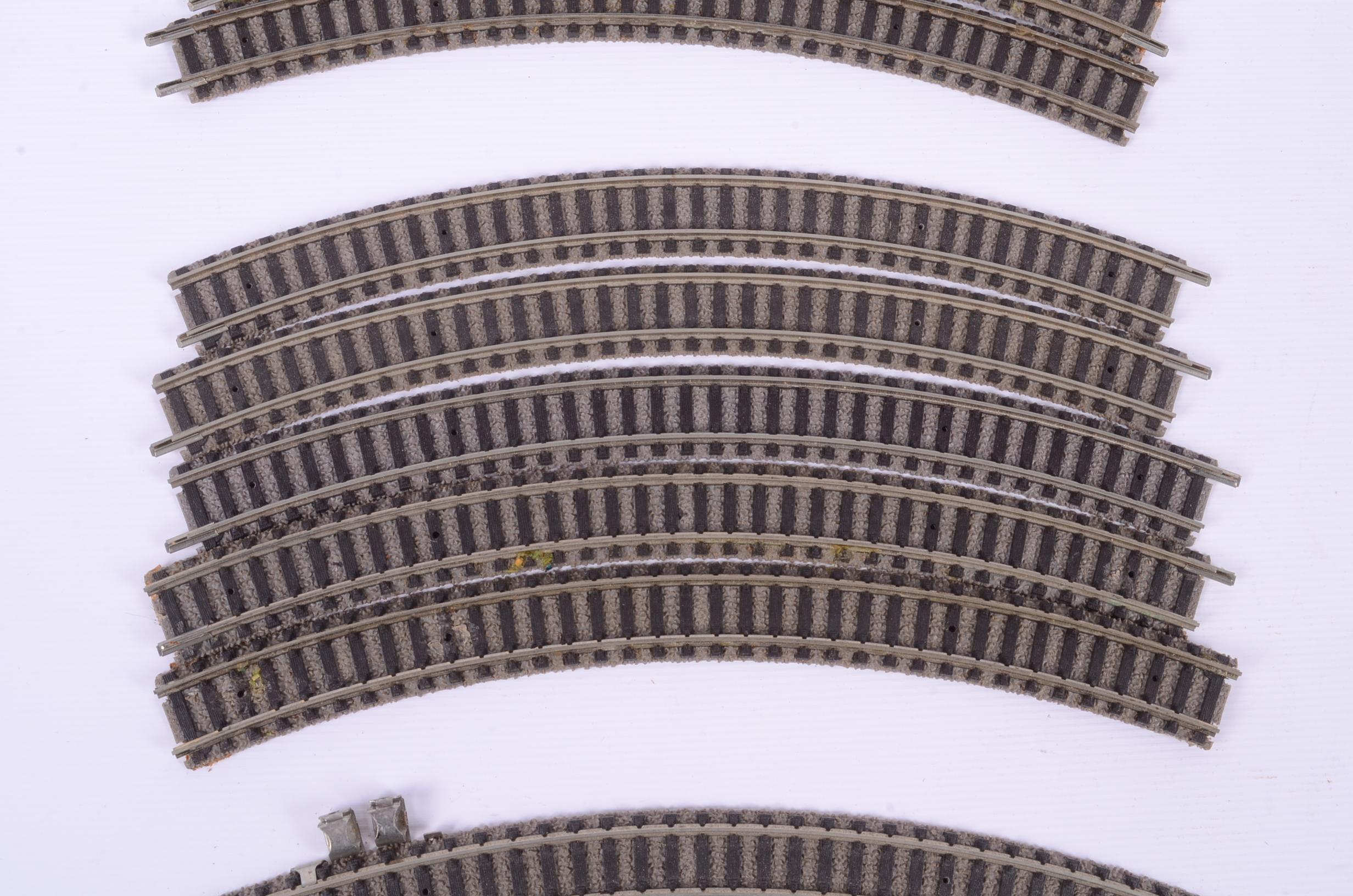 Fleischmann N Piccolo 9125 R 225,6 Gleis gebogen